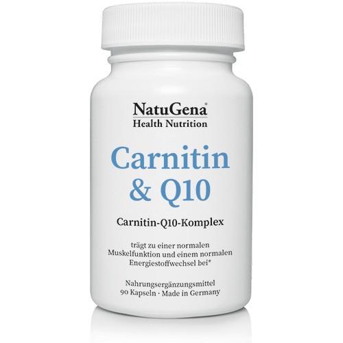Carnitin & Q10 | Komplex