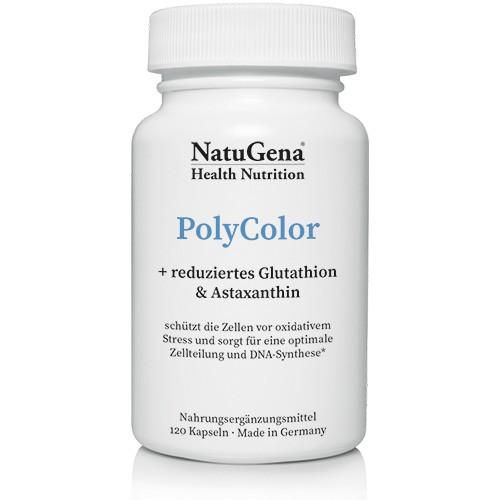 PolyColor | Antioxidativer Zellschutz mit red. Glutathion