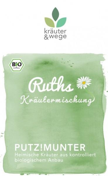 Ruths Teemischung PUTZ!MUNTER