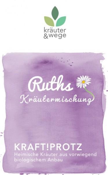 KRAFT!PROTZ Ruths Teemischung