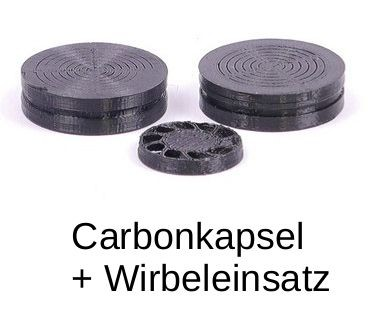 WaterVitalis Carbonfilter