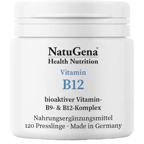 Vitamin B12   Bioaktive B-Vitamine