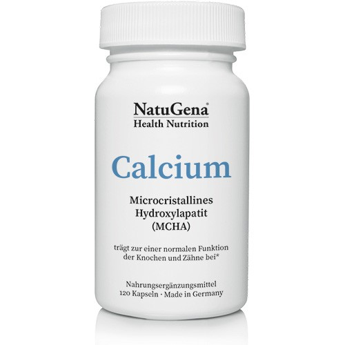 Calcium | Microcristallines Hydroxylapatit